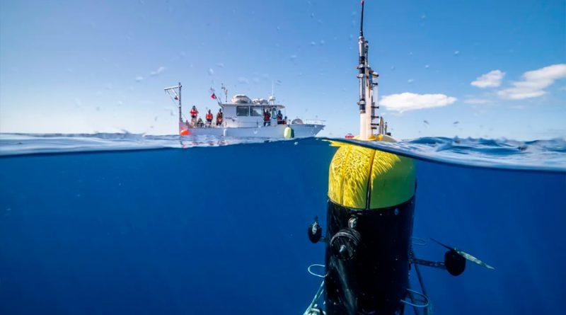 Robot subacuático Mesobot patrulla a profundidades a las que no llegan otros robots