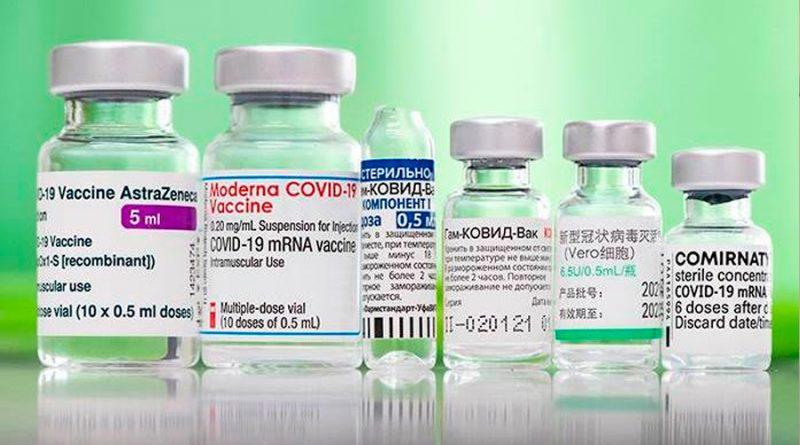 La OMS advierte sobre mezclar diferentes vacunas anticovid