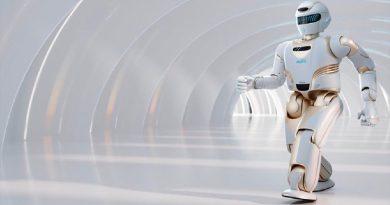 Una empresa china muestra un prototipo de robot humanoide doméstico