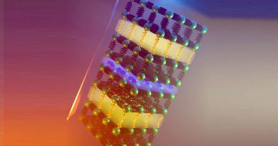 Descubren un nuevo material inorgánico con la menor conductividad térmica