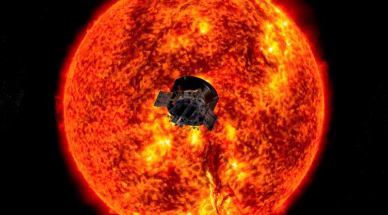Sonda Parker Probe está cerca al Sol más que ninguna otra nave espacial y ha medido su campo eléctrico
