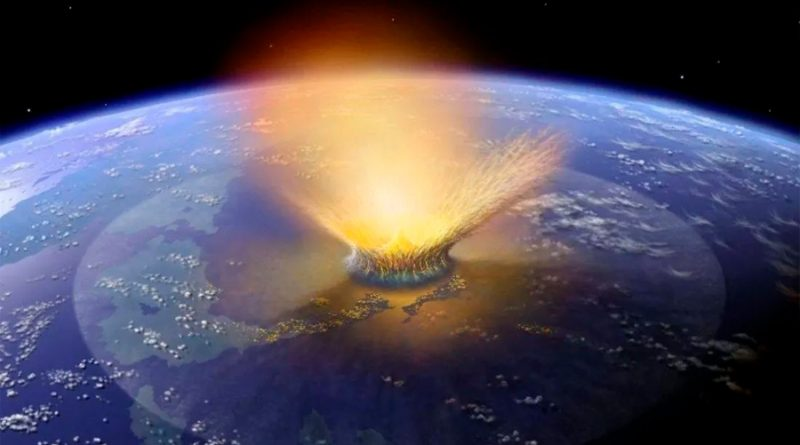 Expertos hallan huellas en México de tsunami causado por asteroide que extinguió a dinosaurios