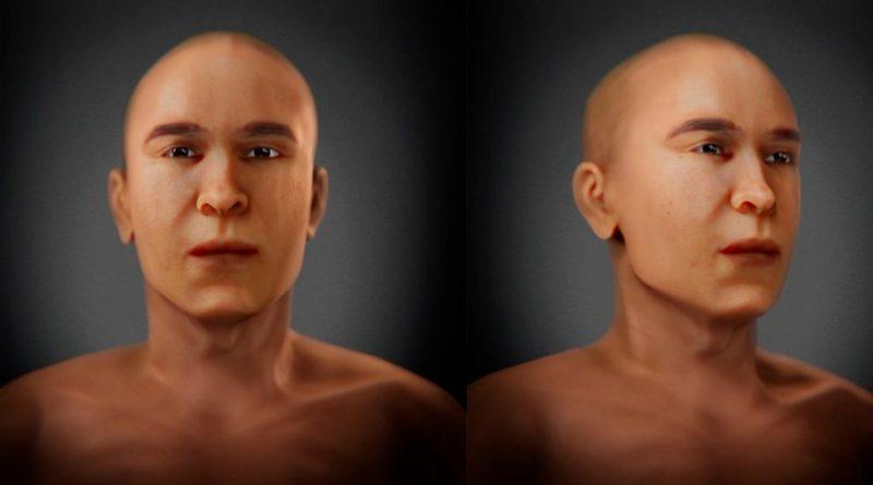 """""""Apariencia real"""": reconstruyen cara del padre de Tutankamón"""