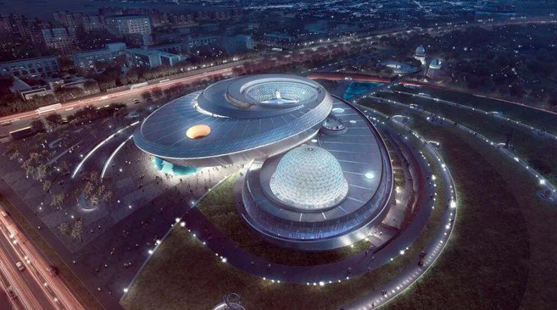 China abre el planetario más grande del mundo en Shanghái