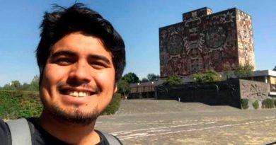 Estudiante de la UNAM participará en el Colisionador Circular Lepton