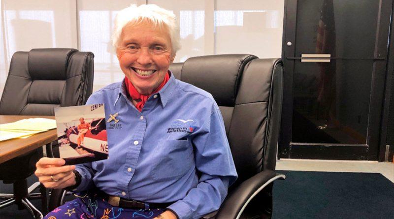 Ella es la mujer de 82 años que va al espacio con Jeff Bezos, y pasó 60 años tratando de lograrlo