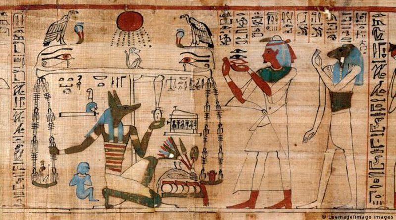 """Fragmentos del """"Libro de los Muertos"""" del antiguo Egipto son reunidos después de siglos"""