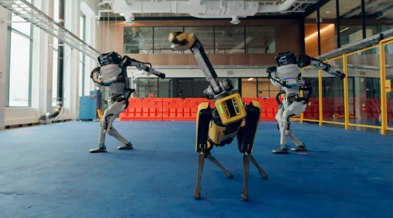En video: los robots que bailan con un ritmo impresionante
