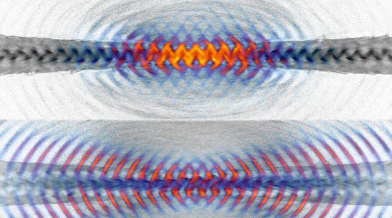 El universo extremo se puede meter en un laboratorio y generar antimateria