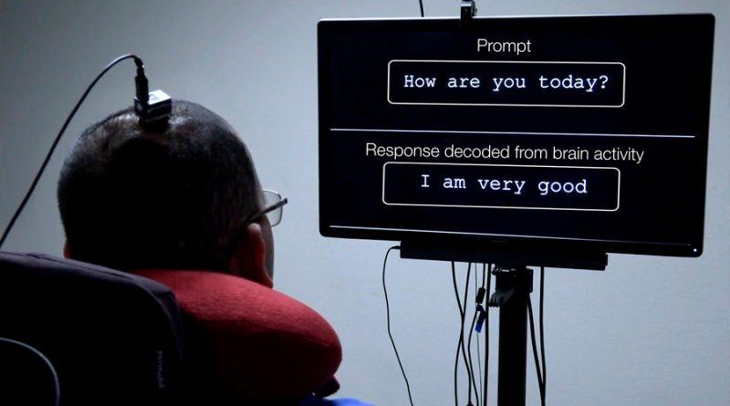 Una neuroprótesis es capaz de leer las señales cerebrales para transcribir lo que queremos decir