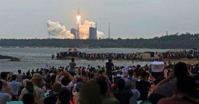 Estación espacial china será laboratorio de más de 1,000 experimentos