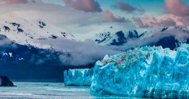 Hallan en glaciares virus desconocidos de hace 15 mil años