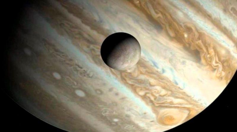 Astrónomo aficionado descubre aparente nueva luna en Júpiter