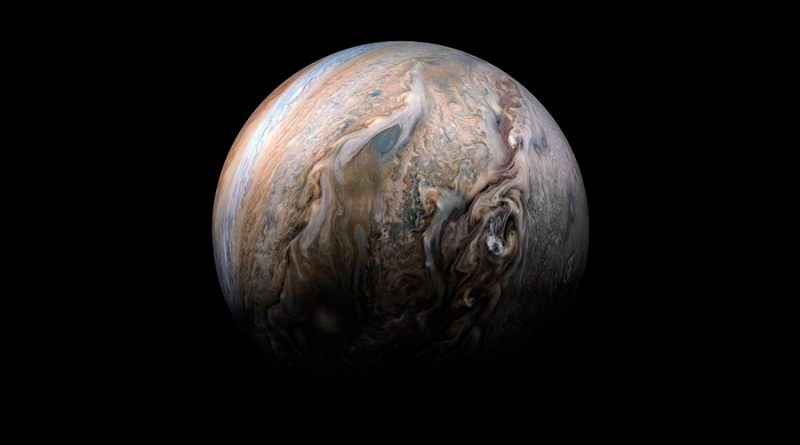 La NASA escoge a SpaceX para explorar la luna Europa de Júpiter