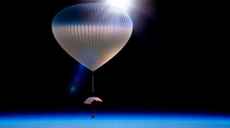 Un telescopio colgado de un globo vigilará el espacio a 40 km de altitud