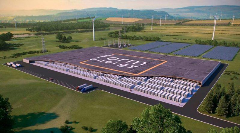 Nueva batería de hierro-aire puede suministrar electricidad 100 horas