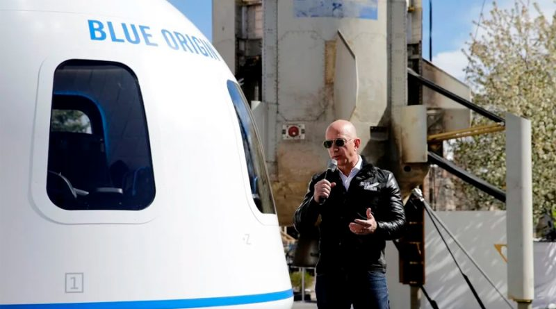 Bezos ofrece 2,000 MDD a la NASA a cambio de contrato para regreso a la Luna