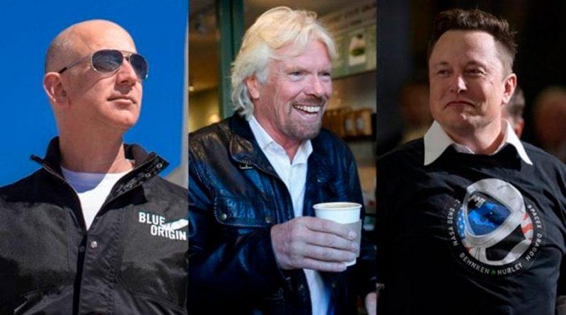 Bezos vs Branson vs Musk: un control de la realidad sobre la carrera espacial multimillonaria y la ciencia ficción de la estación espacial
