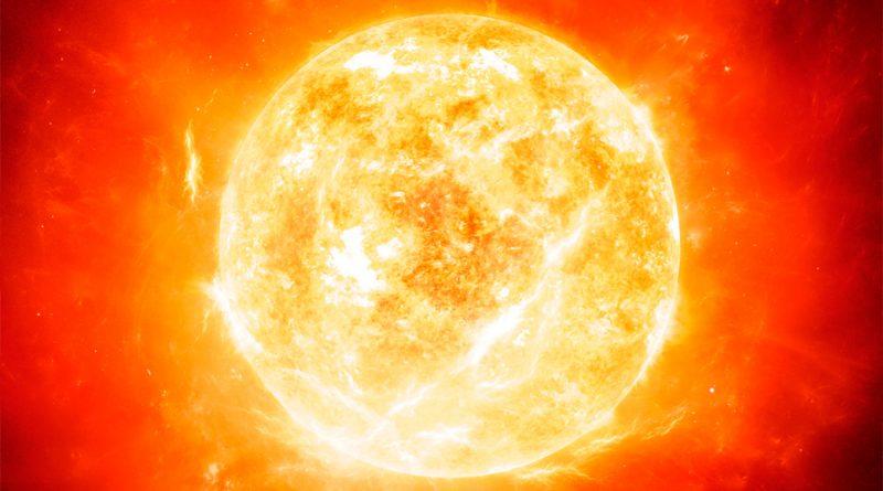 A la edad del Sol, las estrellas pueden sufrir una crisis de madurez