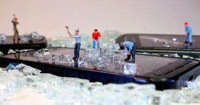 Científicos descubren una nueva fase líquida en el desarrollo de un vidrio ultrafino
