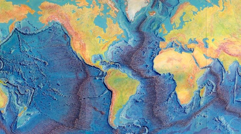 Miden la temperatura interna de la Tierra con roca volcánica submarina