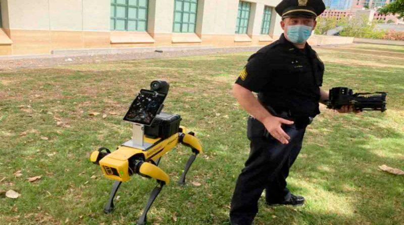 Perros robot de policía: ¿máquinas útiles o deshumanizantes?