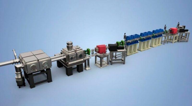 Crean el primer acelerador de partículas de sobremesa