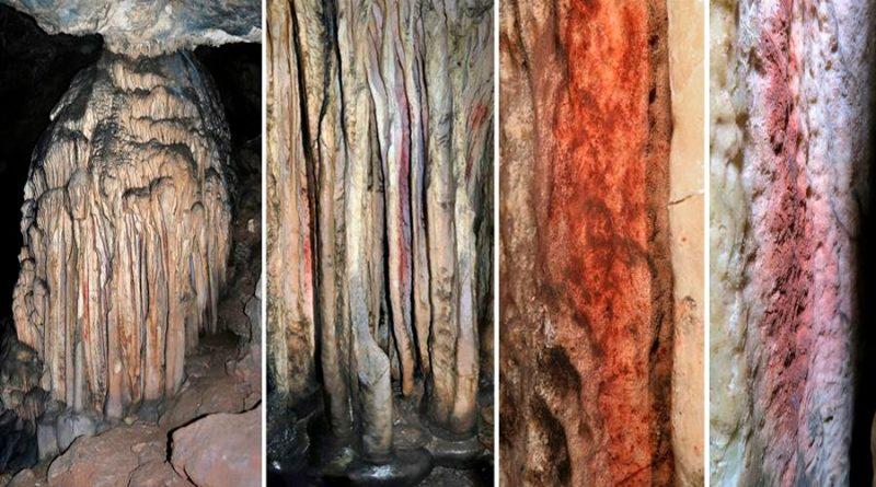 Científicos constatan el origen humano de las pinturas más antiguas del mundo