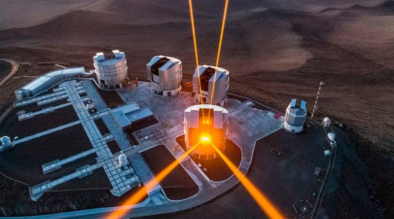 Nace un proyecto espacial para buscar tecnología alienígena