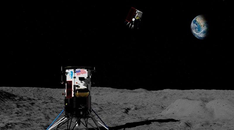 Un robot saltamontes alcanzará las sombras lunares perpetuas en 2022