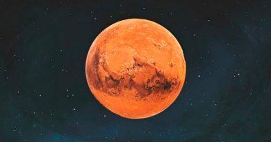 Científicos de la NASA logran determinar la estructura interna de Marte
