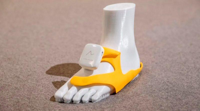 Este sensor háptico de Honda para zapatos guía a las personas ciegas a cualquier destino, usando solo sus pies