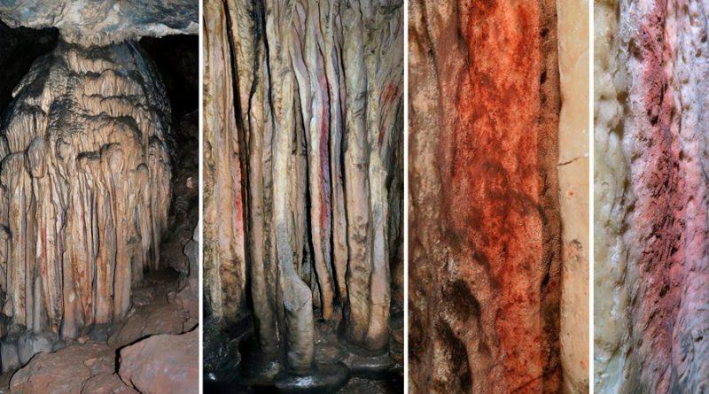 Confirman que pinturas de hace 60 mil años fueron creadas por neandertales