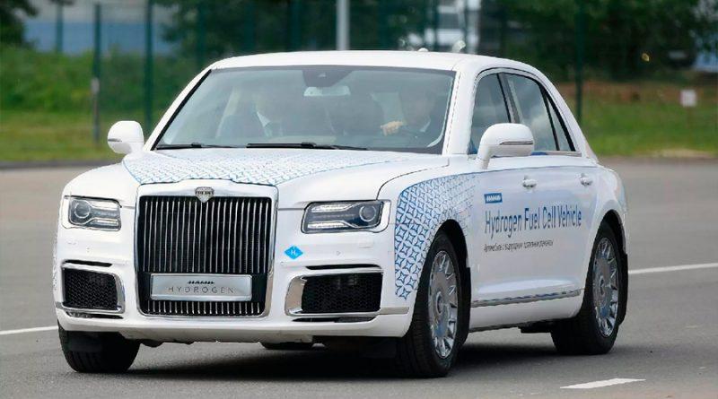 Automóviles de hidrógeno Aurus estarán listos para 2024