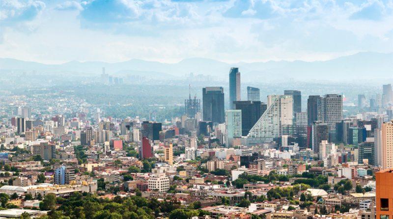 Urbanización altera el clima de Ciudad de México