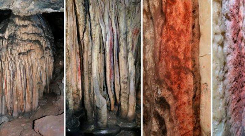 Científicos descubren que las pinturas más antiguas del mundo fueron hechas por neandertales