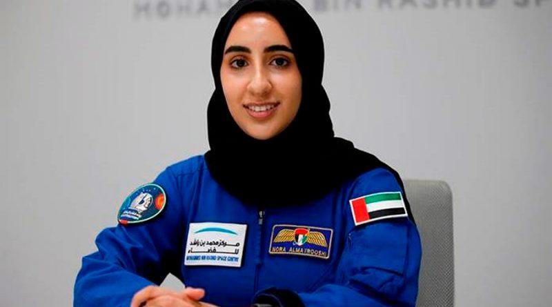 La primera mujer árabe astronauta que quiere romper todos los estereotipos