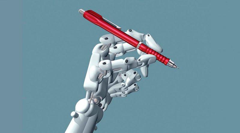 Escritores robóticos: un sistema de IA es capaz de escribir como un ser humano