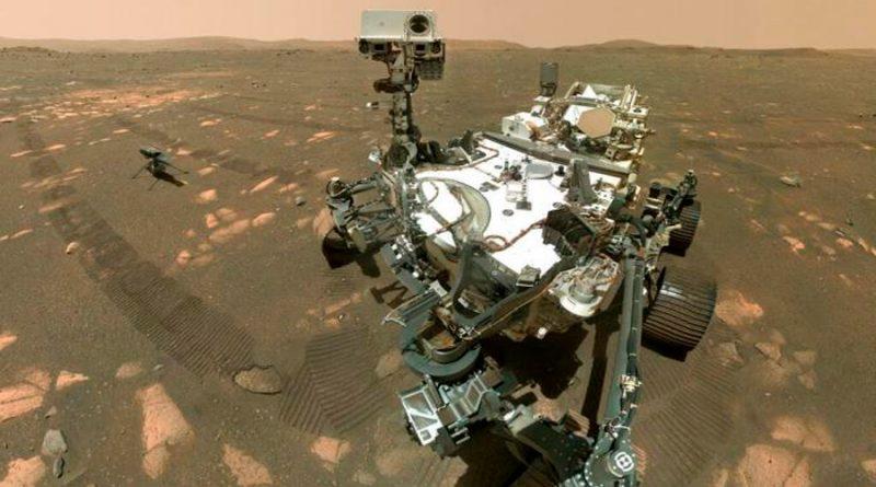Sonda falla primer intento de obtener muestra de roca marciana