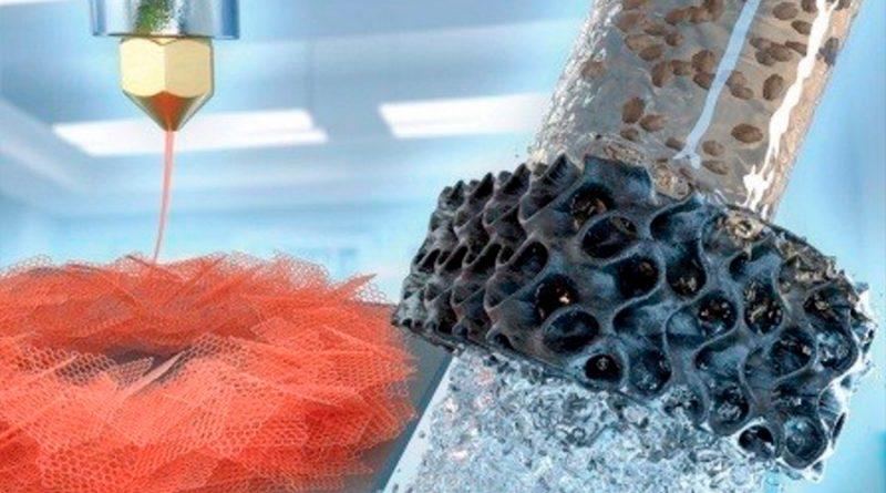 Espuma de grafeno elimina el temido uranio del agua potable