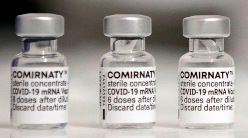 Pfizer: tercera dosis protege de 5 a 11 veces más contra variante Delta