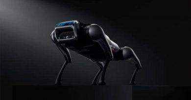 Xiaomi presenta perro robot diseñado para ser un acompañante