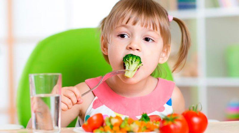 La ciencia descubre cómo alentar a los niños a comer más vegetales
