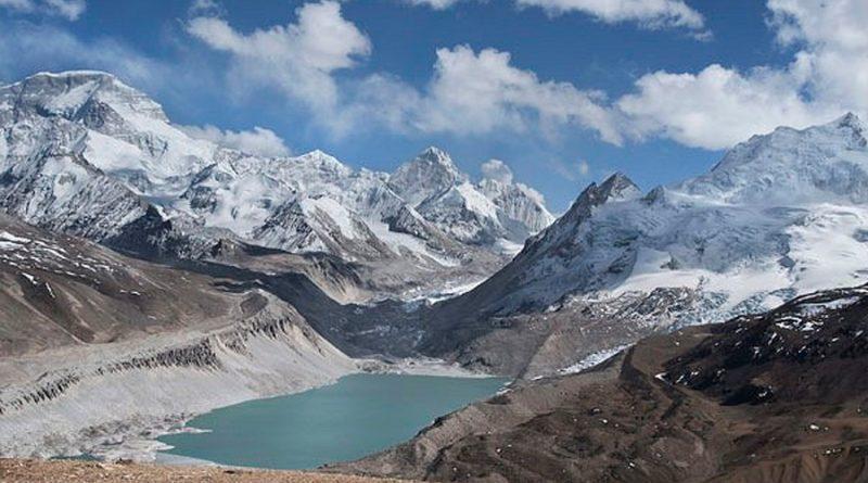 Descubren 28 virus desconocidos para la ciencia en los glaciares del Tibet