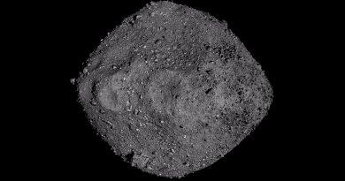 La misión al asteroide Bennu permite calcular el riesgo de impacto con la Tierra