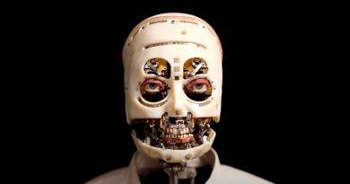 ¡La IA cada vez más humanizada! Conoce al androide capaz de establecer contacto visual