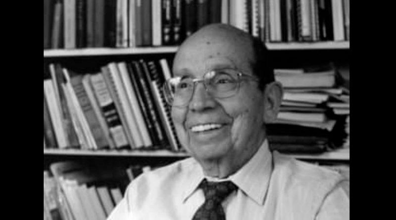 Falleció a los 102 años el físico mexicano Fernando Alba Andrade