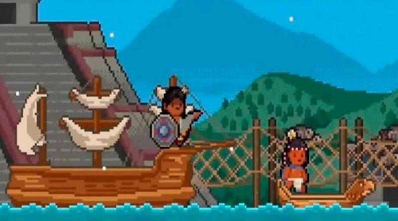 Conoce el videojuego de la UNAM que conmemora la caída de Tenochtitlán
