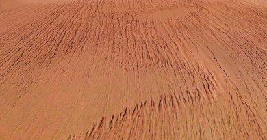 La corteza de Marte podría sustentar vida gracias a la radiación
