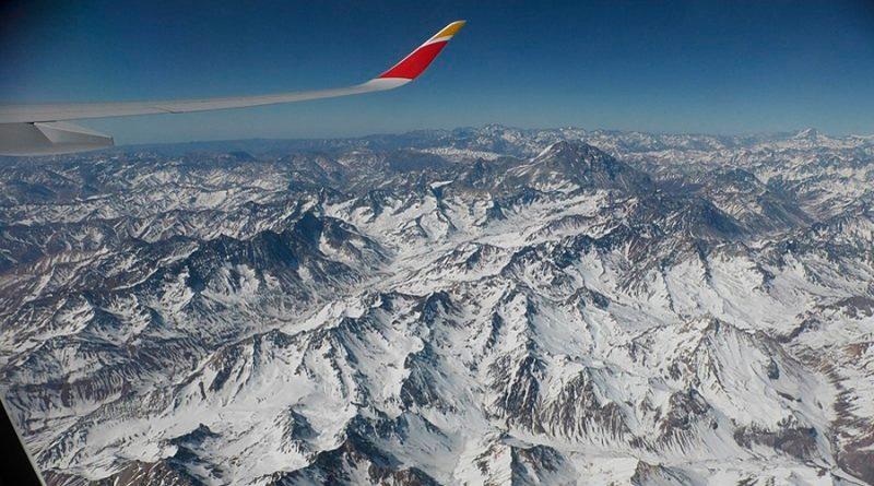 Nueva plataforma permitirá observar los niveles de nieve en los Andes de Argentina y Chile